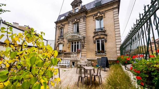 La Villa Saint Pierre Façade