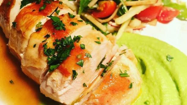 Restaurante Mercador Café Sugestão do chef