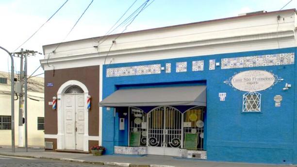 Casa São Francisco Empório Entrada