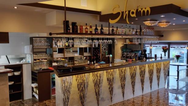 SHAM Oost Het restaurant