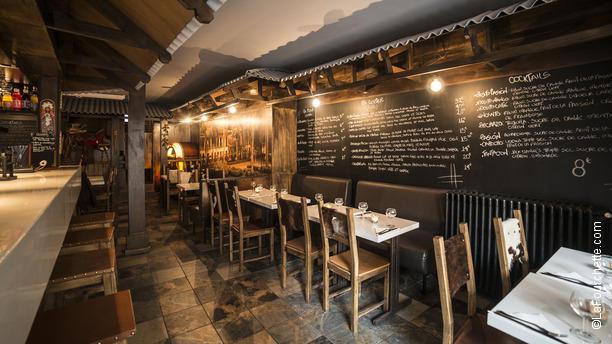Restaurant la tabernita paris 11 me bastille menu for Restaurant la cuisine dax
