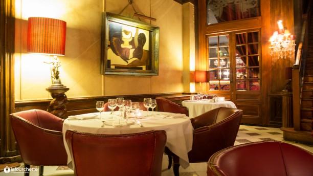 Restaurant le passage fr d ric cordier lyon 69001 for Restaurant ville lasalle