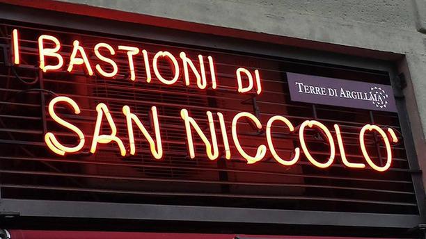 I Bastioni di San Niccolo Insegna