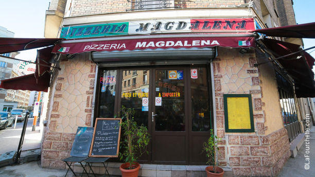 Magdalena Bienvenue au restaurant Magdalena
