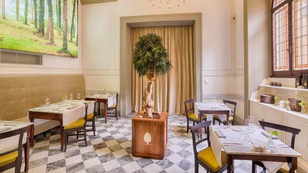 Savini Tartufi Truffle Restaurant Firenze Sala del ristorante