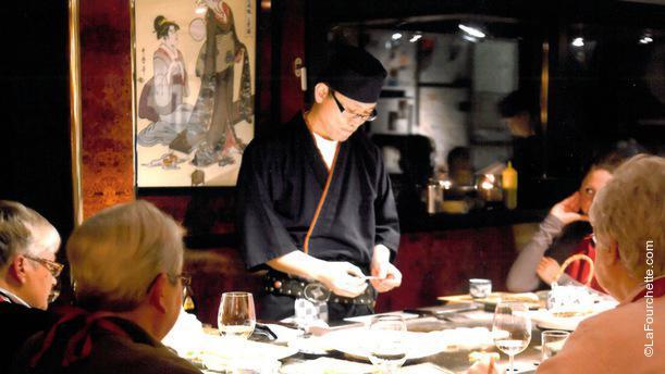 Senbazuru Teppanyaki 2