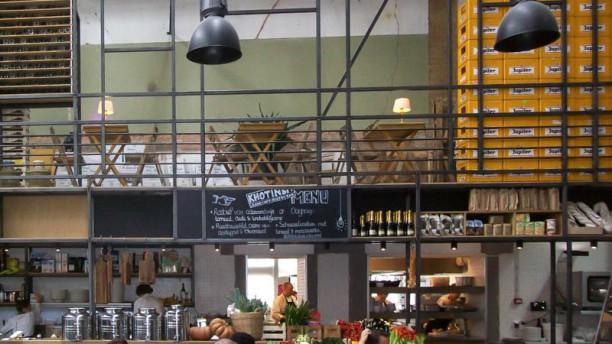 Grand Café Khotinsky Restaurant