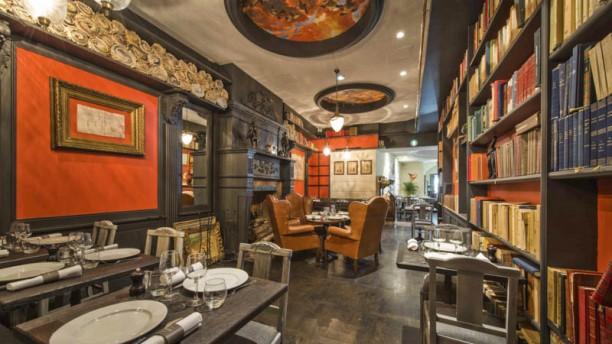 Restaurant chez cl ment caf r tisseur saint michel for Restaurant ville lasalle