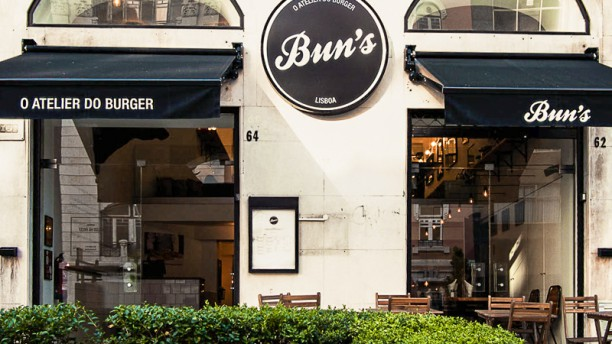 Bun's - O Atelier do Burger Entrada