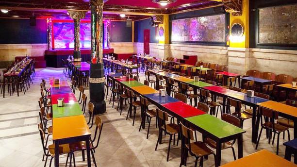 El Plata Cabaret Sala