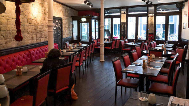 Toro Asado Het restaurant