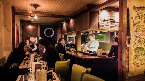 Sakebar Le Restaurant Le bar