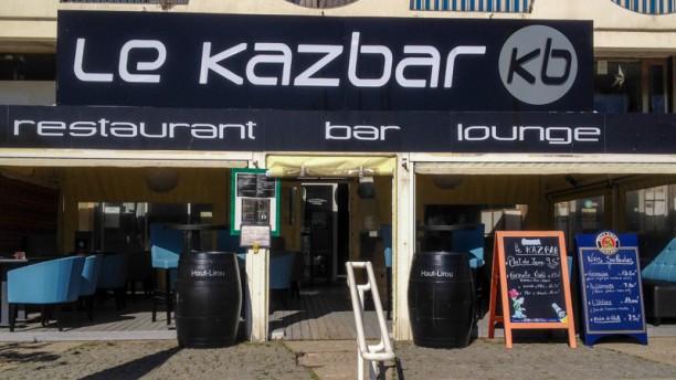 Le Kazbar L'enseigne