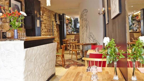 Le Petit Platon Vue restaurant