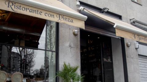 Il Tavolino, Milano
