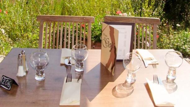 Le Bistro Table terrasse
