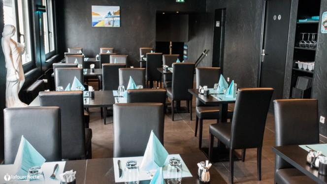 Salle du restaurant - Andromède, Strasbourg