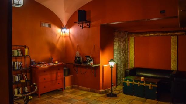 Cantina '86 Sala del ristorante