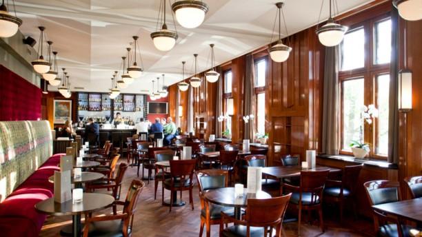 Grand Hotel Amrâth Amsterdam Bar Lounge Bar-Lounge