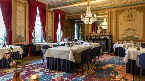 Château St. Gerlach Het restaurant