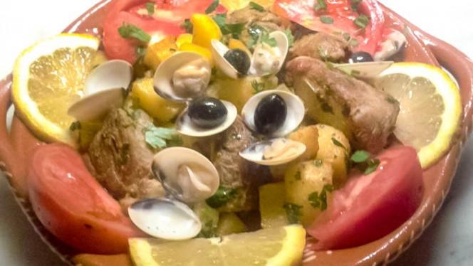 Carne à Alentejana - Popular da Foz, Porto