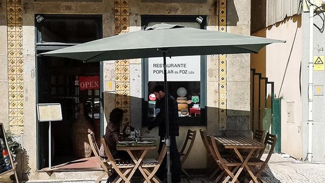 Fachada - Popular da Foz, Porto