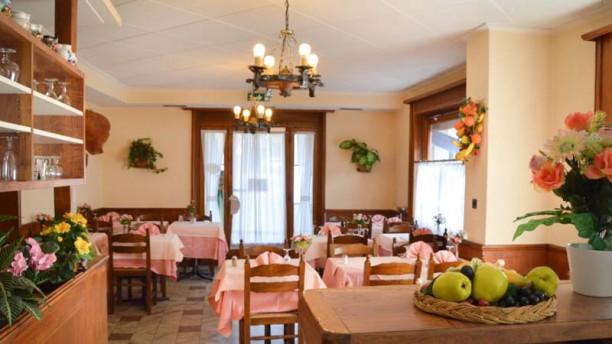 Café de Béthusy intérieur du restaurant