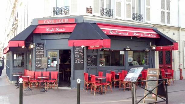 Café Louis Devanture
