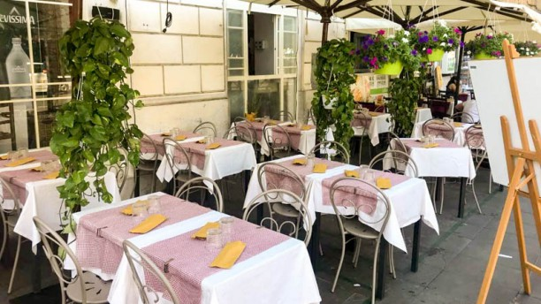 Ago E Lillo Bistrot In Rome Restaurant Reviews Menu And