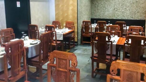 Wheat restaurant Veduta dell interno