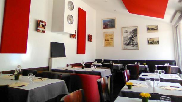 Brasserie de la Gare Chez Babeth Vude de la salle