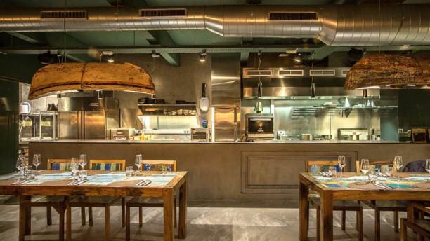 Xarma Cook & Culture Vista sala