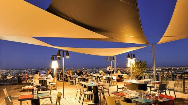 Restaurant La Terrasse De L U0026 39 Antiquaille  U00e0 Lyon