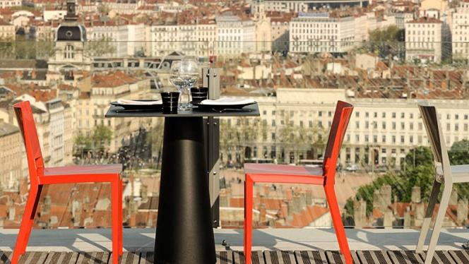 Le Rooftop Tetedoie - Restaurant - Lyon
