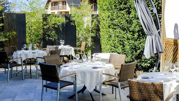 restaurant le jardin secret la wantzenau 67610 menu