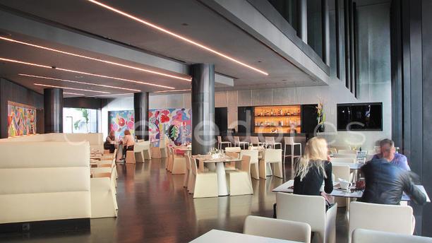 Seventeen - Hotel Olivia Balmes vista interior