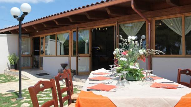 Il Pavone Agriturismo esterno ristorante