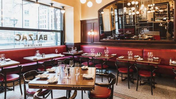 Restaurant Balzac Prix