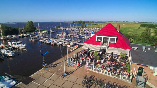 Havenrijk Ons restaurant en omgeving