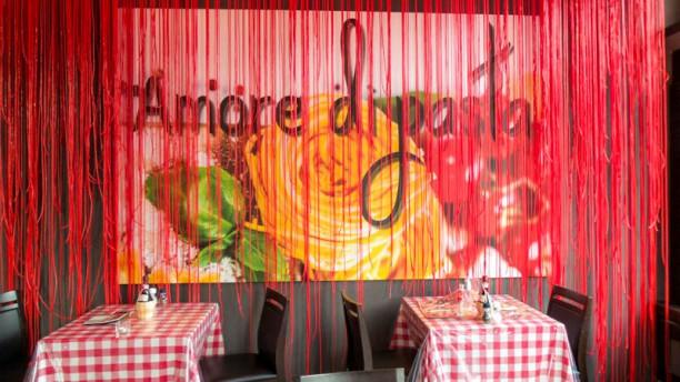 Cucina 50 Het restaurant