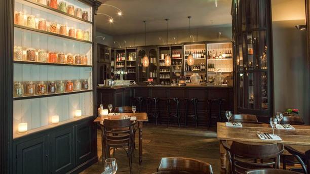 Humphrey's Den Haag Het restaurant