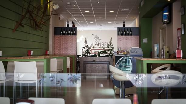 El Laurel Sala del restaurante