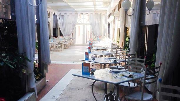 Atelier Sala del ristorante