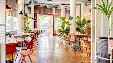 Mississippi Bar Kitchen, Amsterdam
