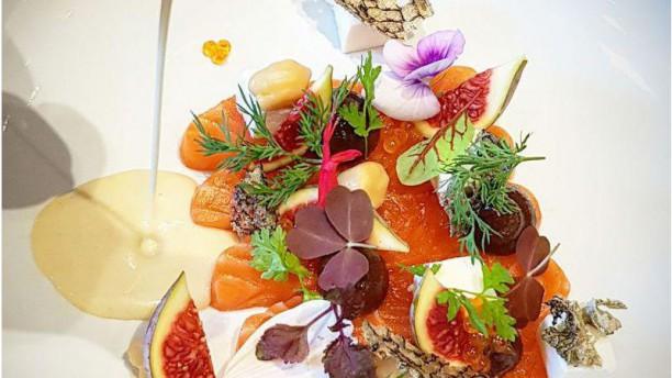 """Restaurant """"La Brasserie des Monts d'Or"""" Truite du fjord"""