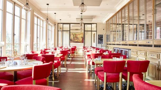 Brasserie des Monts d'Or Salle de l'étage