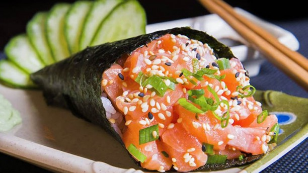 Hajime Sushi Bar Sugestão prato