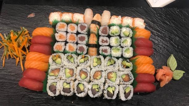 Himalayan Sushi et Wok Suggestion de plat