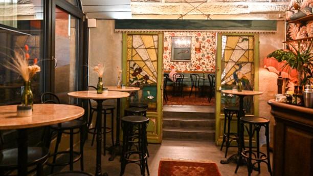 Perroquet Bar y Cocina Vue de la salle