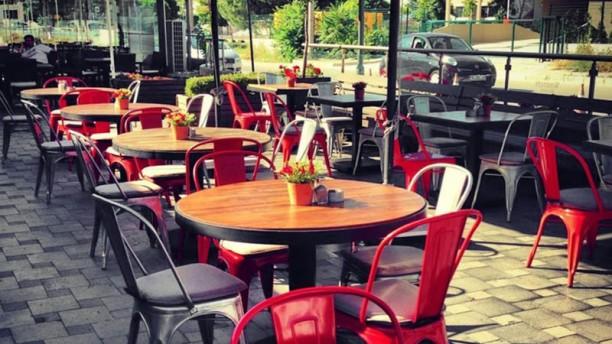 The Winston Brasserie - Bursa Terrace